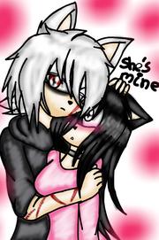 """Circle y johanna """"she's mine""""!"""