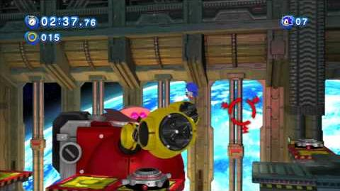 Sonic Generations (PS3) Death Egg Robot