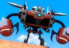Robot Flambeur