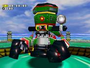 Sonic Adventure - Boss - ZERO