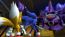 Tails sonic boss colours