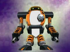 Sonic X - E-104 Epsilon