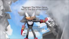 Eggman the Video Game Part 2 Title Card