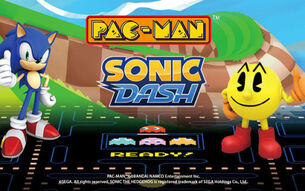 Sonic-Dash-Pac-Man