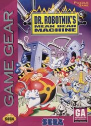 Dr.Robotnik game gear