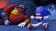 Eggman Sonic BFFs