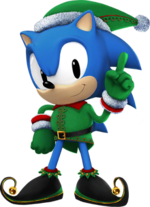 Sonic-Forces Speed-Battle - Elf-Classic-Sonic