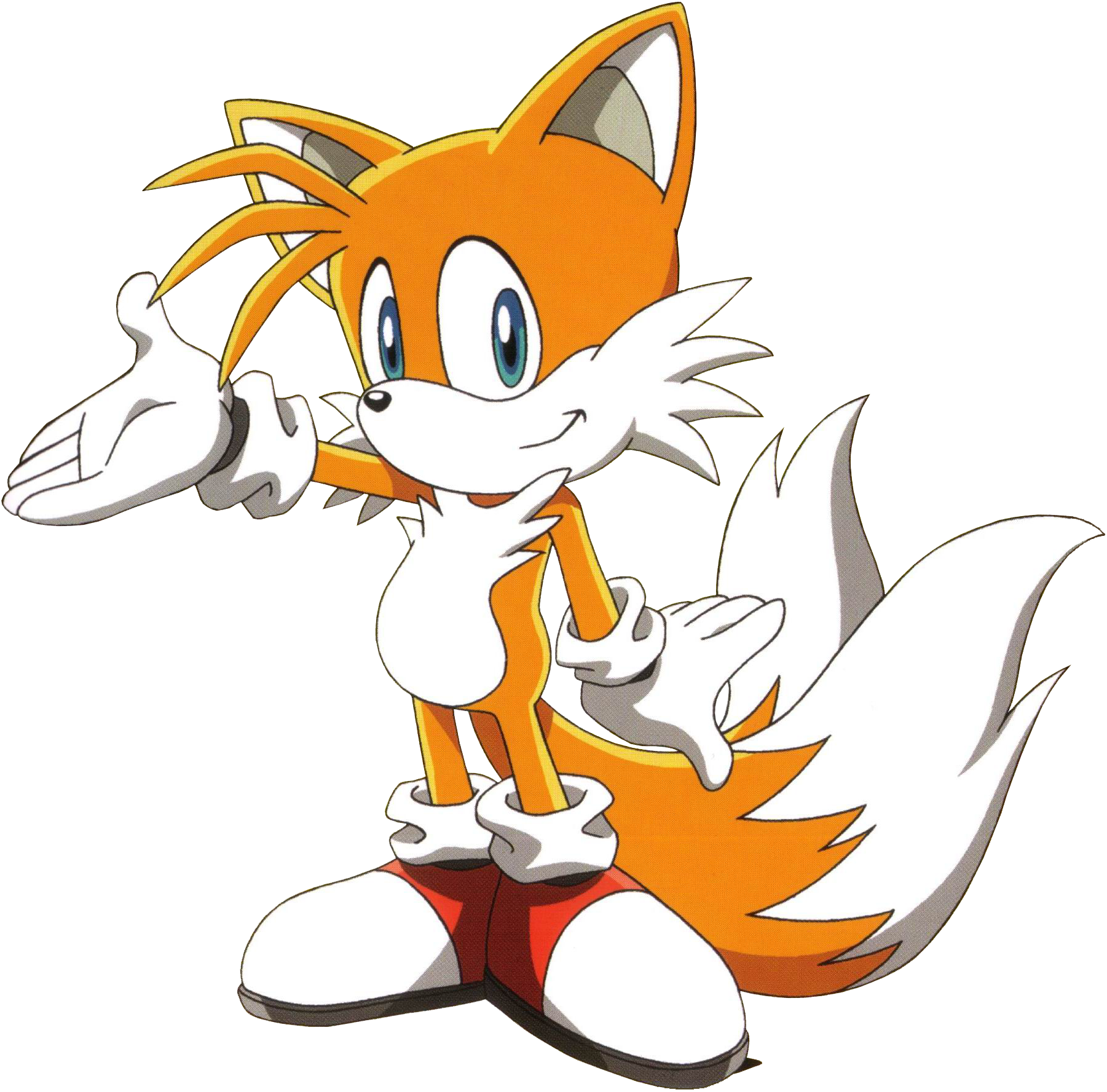 Sonic X - Tails