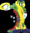 Chaotix-VectorCrocodile
