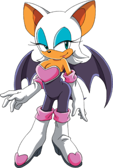 Sonic-X Rouge 3