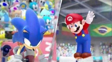 Mario Sonic Aux Jeux Olympiques De Londres 2012 Wiki