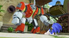 Fiendbot VS Sonic