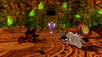 Mephiles VS Team Dark