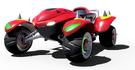 Team-Sonic-Racing Land-Breaker profil ombre