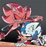 Zombot Shadow vs Sonic 12