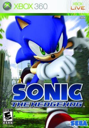 Sonic 2006 Xbox 360
