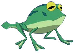 Sonic X - Chaos Froggy