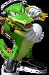 Team-Sonic-Racing Vector profil