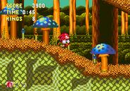 Mushroom Hill Zone Act 2