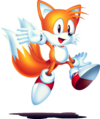 Main tails