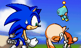 Sonic Advance 2 Sonic Cream
