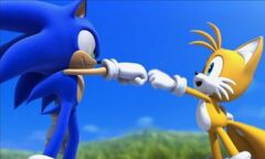 Sonic Tails Reunion