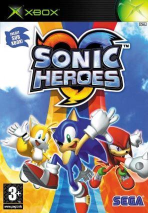 Sonic Heroes XBOX