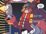 Doctor Eggman (IDW Publishing)