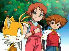 Sonic X épisode 22 - Une belle découverte