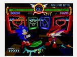 Sonic VS Fang