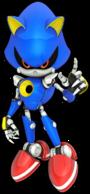 Sonic Runners - Metal Sonic