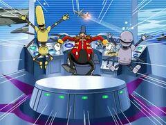 Sonic X épisode 13 - Echec à Robotnik (Partie 2)