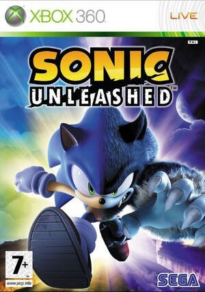 SonicUnleashed360