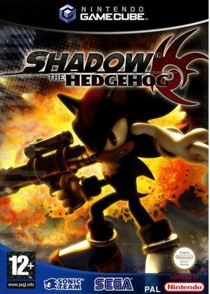 Shadow the Hedgehog GCN