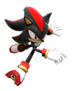 Sonic Rivals Shadow the Hedgehog