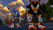 15 - Shadow Sonic