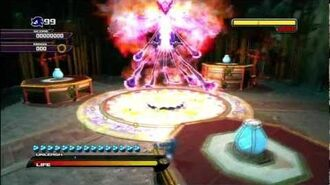 Sonic Unleashed- Dark Gaia Phoenix