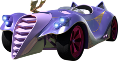 Team-Sonic-Racing Royal-Chariot profil