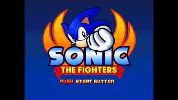 """Sonic the Fighters Soundtrack """"Death Egg ~ Never Let It Go"""" Metal Sonic's Theme"""