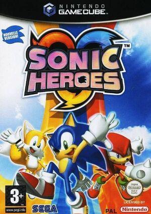 Sonic Heroes NGC