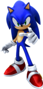 Sonic Sonic the Hedgehog 2006