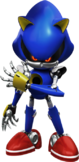 Metal Sonic - Sonic Forces Speed Battle