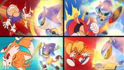 SMA5 - vs Metal Sonic 02