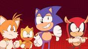 SMA5 - Sonic Heroes