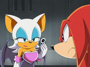 Sonic-X - Knuckles-Rouge 11