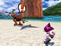 Shuriken Sonic Heroes