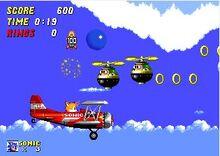 X-Tornado (Sonic 2)