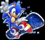 Sonic Mario & Sonic aux Jeux Olympiques d'hiver
