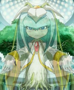 Sonic X - Hertia