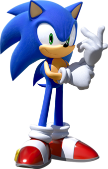 Team-Sonic-Racing Sonic profil